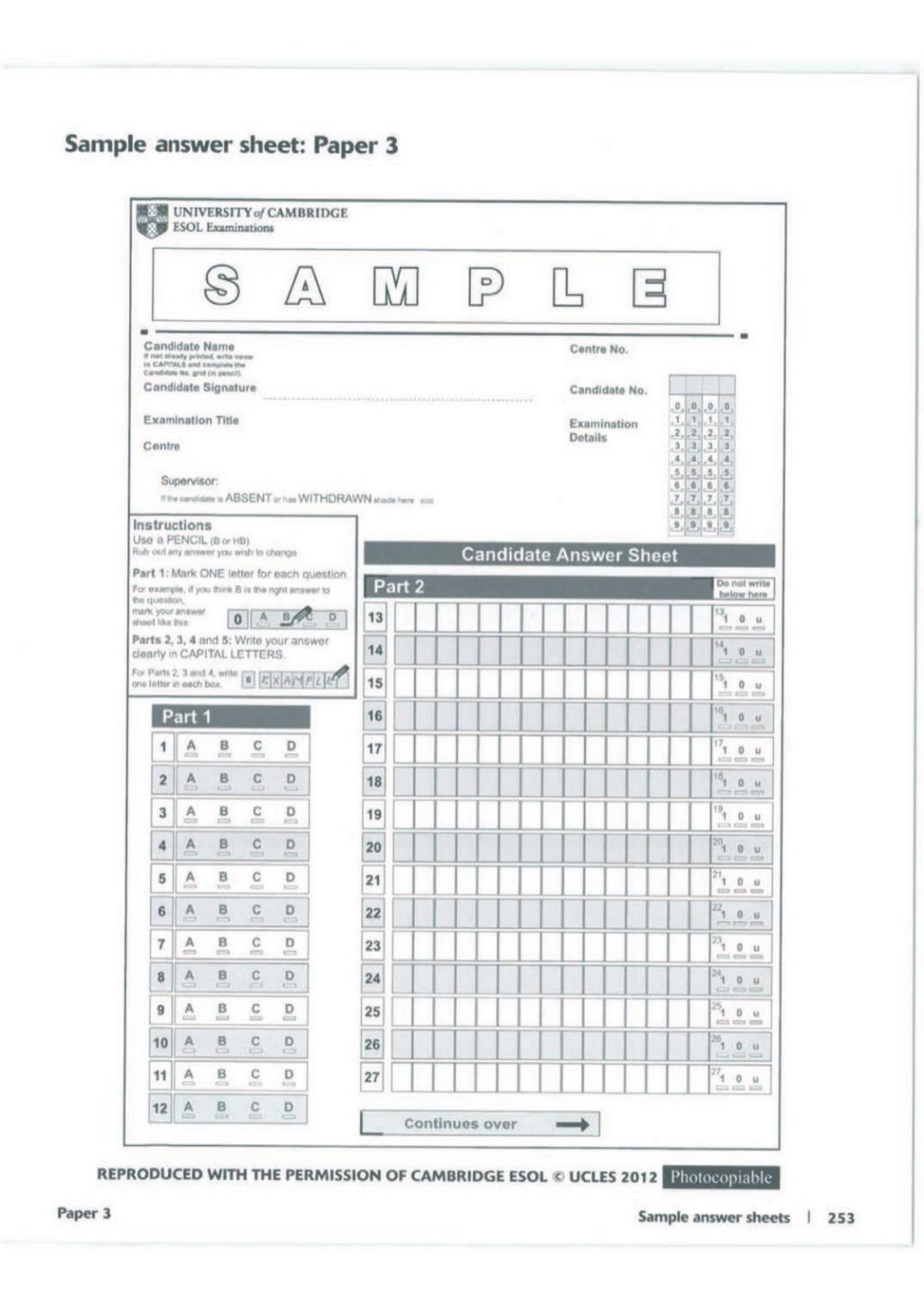 Advanced trainer 6 practice tests with answers book4joy (1) page 254