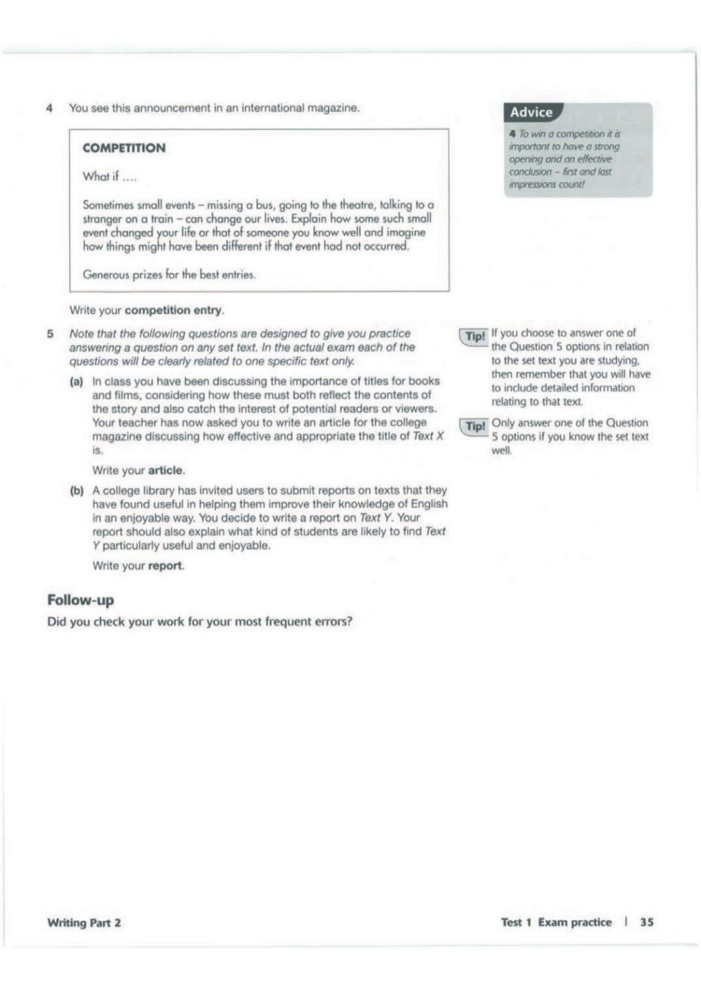 Advanced trainer 6 practice tests with answers book4joy (1) page 36