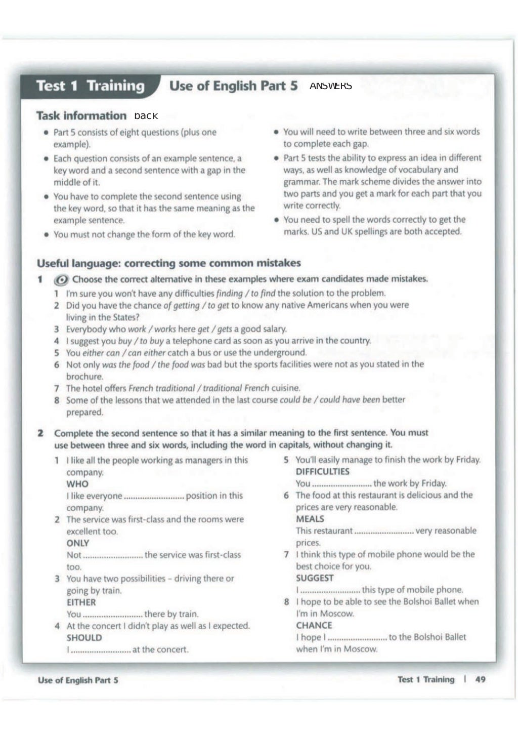 Advanced trainer 6 practice tests with answers book4joy (1) page 50