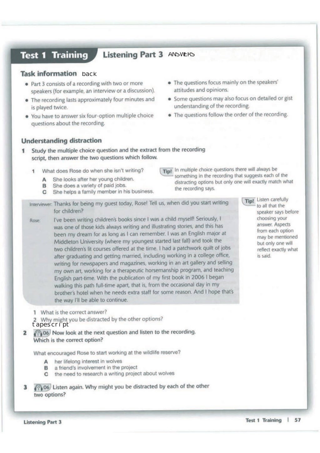 Advanced trainer 6 practice tests with answers book4joy (1) page 58