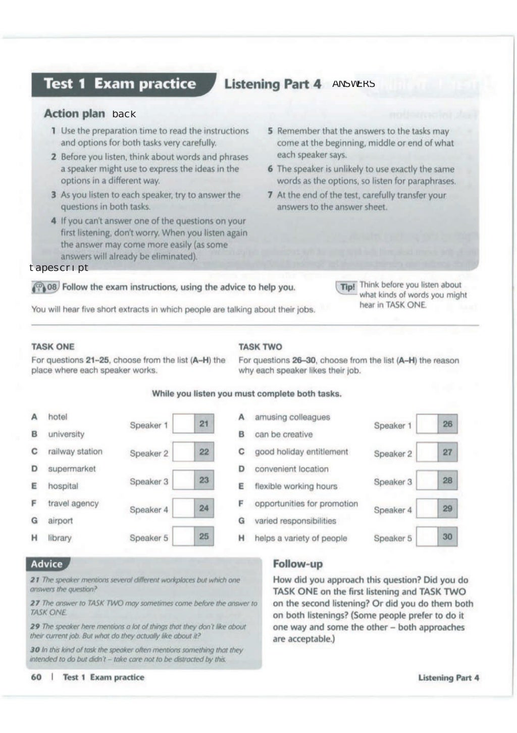 Advanced trainer 6 practice tests with answers book4joy (1) page 61