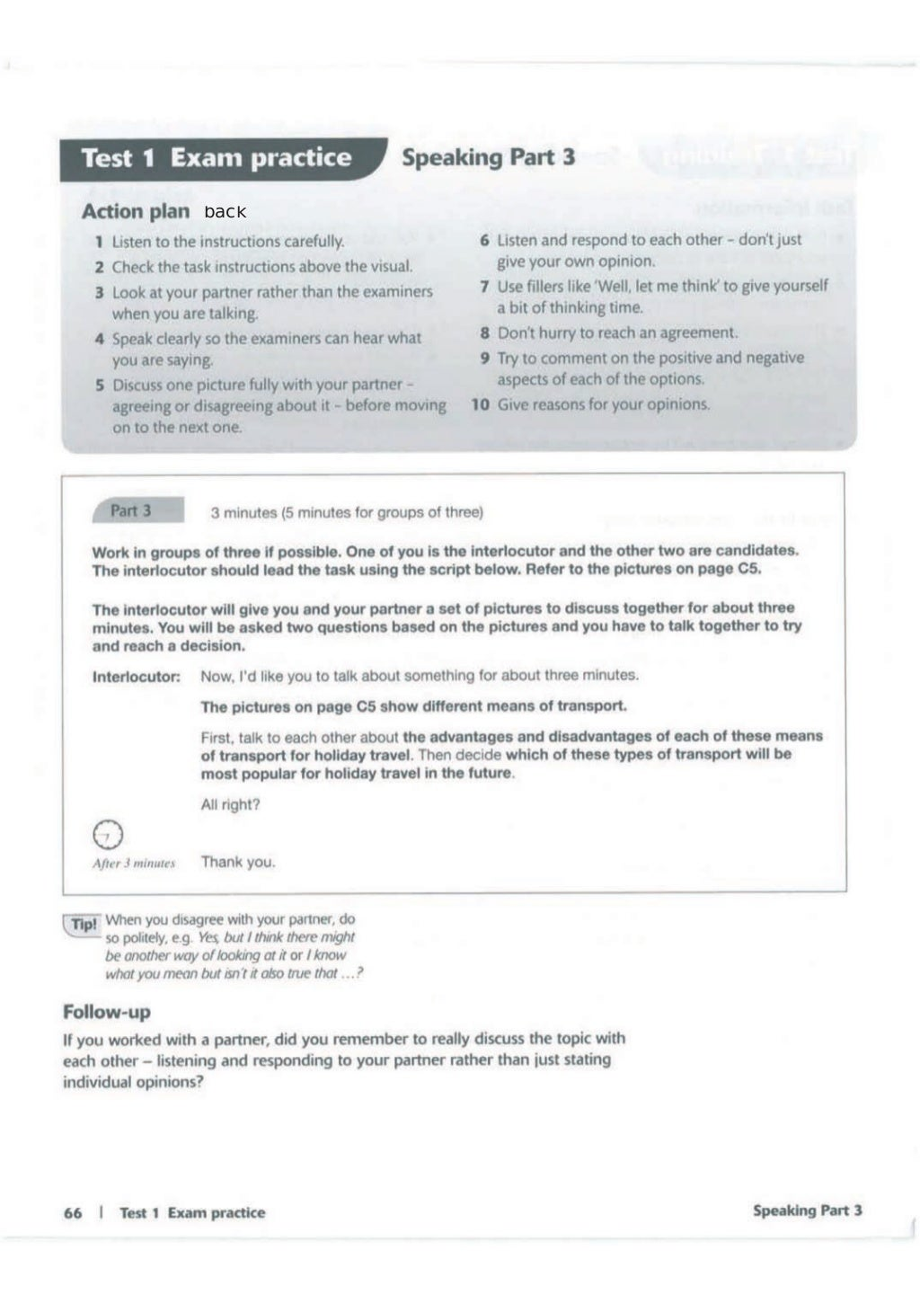 Advanced trainer 6 practice tests with answers book4joy (1) page 67