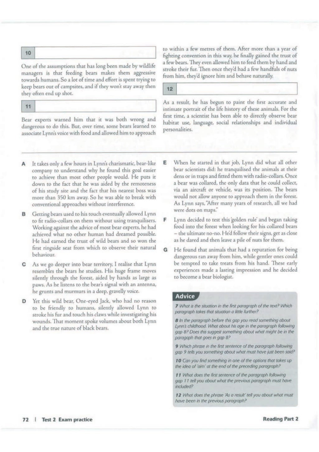Advanced trainer 6 practice tests with answers book4joy (1) page 73