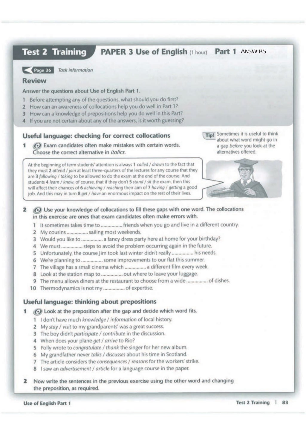 Advanced trainer 6 practice tests with answers book4joy (1) page 84