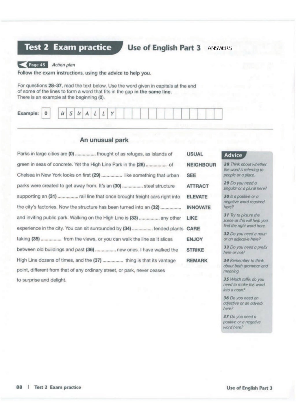 Advanced trainer 6 practice tests with answers book4joy (1) page 89