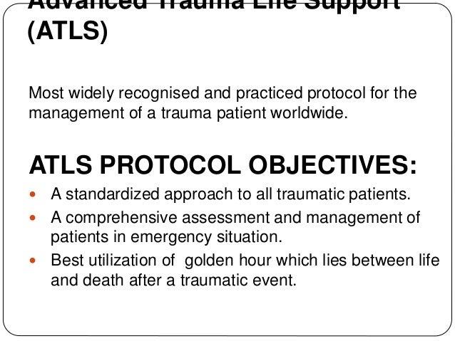 advanced trauma life support atls guidelines english edition