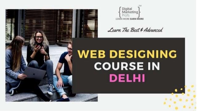Advanced Web Designing in Delhi