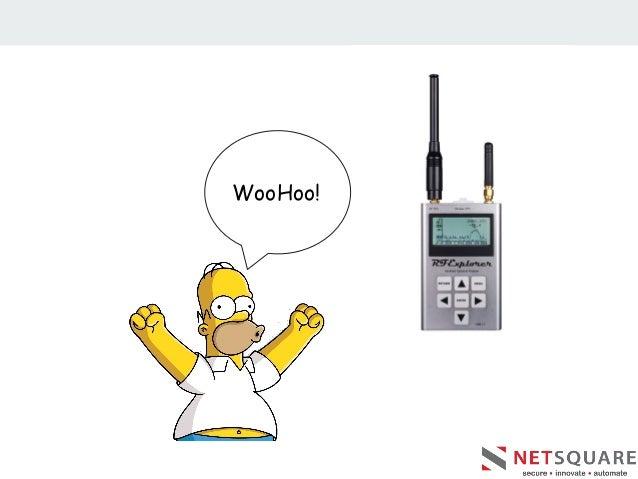 Scanning the RF spectrum Requirements: ● RF Explorer ● RF Explorer client installed on the machine Tasks: ● Analyse spectr...