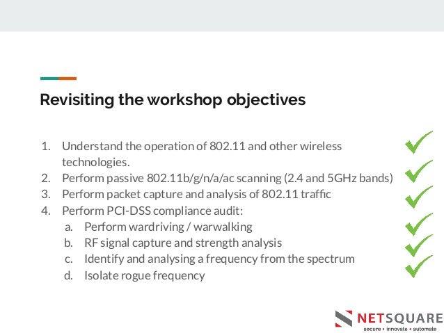 Advanced Wireless Reconnaissance And Testing - Rohit Jadav