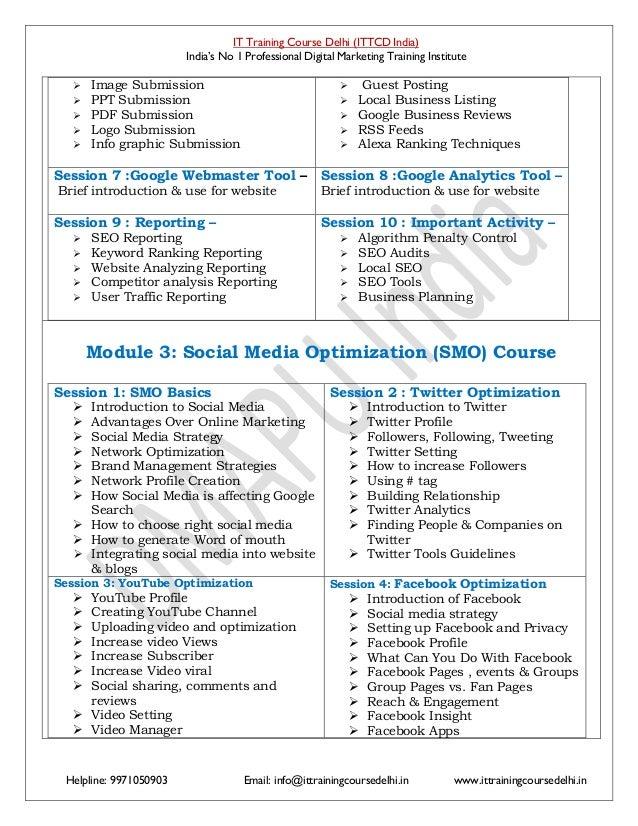 Course digital pdf marketing