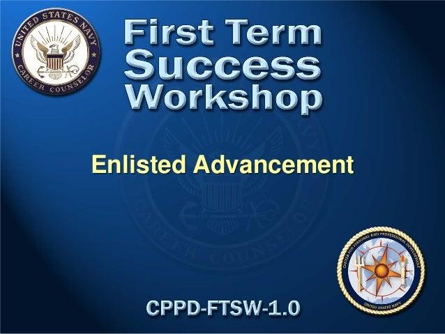 Enlisted Advancement