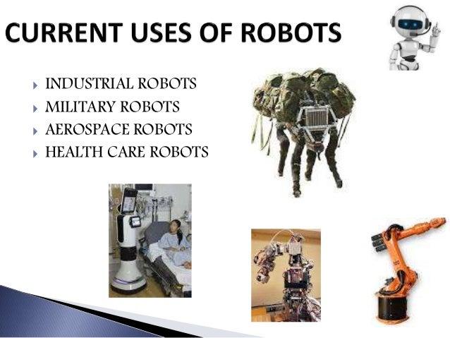 Advancement In Robotics