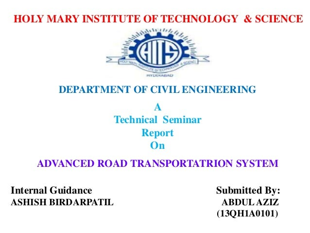 Internal Guidance Submitted By: ASHISH BIRDARPATIL ABDULAZIZ (13QH1A0101) HOLY MARY INSTITUTE OF TECHNOLOGY & SCIENCE DEPA...