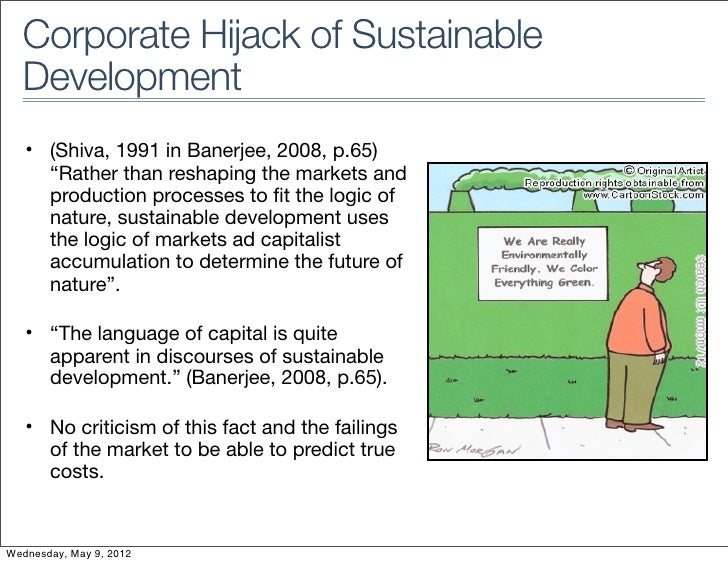 The Downside of Corporate Social Responsibility
