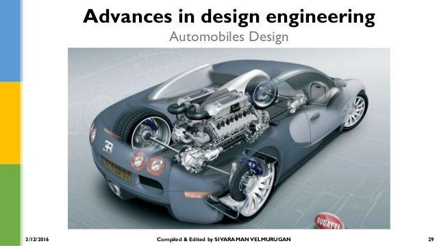 Advances in design engineering