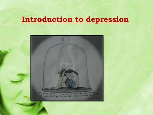 Depression Introduction