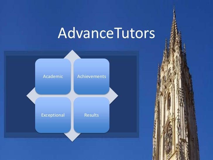 AdvanceTutors<br />