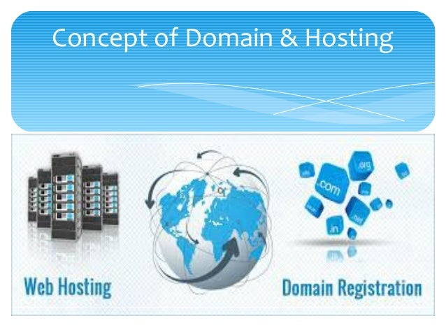 Concept of Domain & Hosting