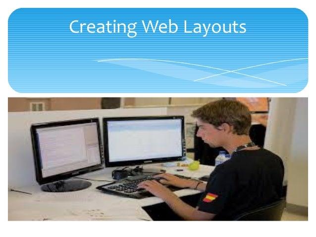 Creating Web Layouts