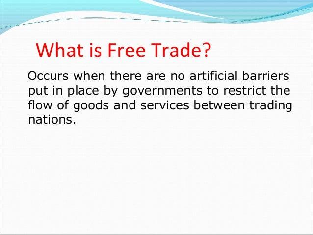 Free Trade: Advantages and Disadvantages | Economics