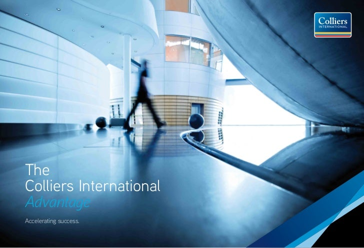 TheColliers InternationalAdvantageAccelerating success.