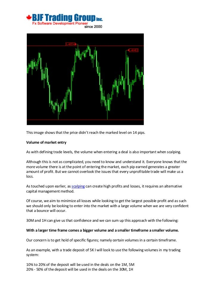 Advantages of forex
