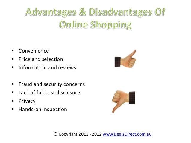 Dissertation online shopping