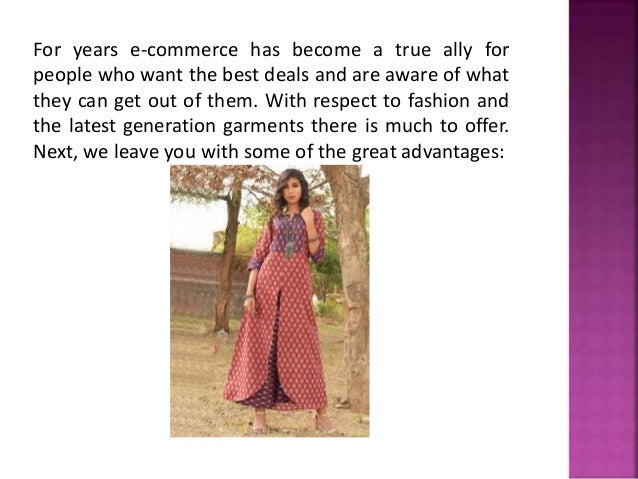 Advantages And Disadvantages Of Buying Clothes Online