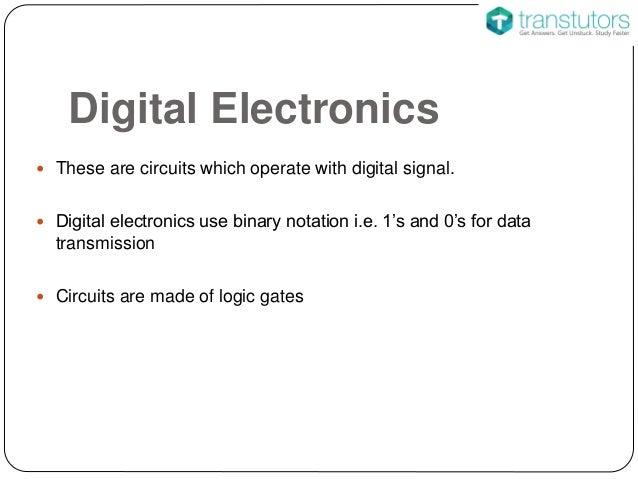 electronics advantages and disadvantages