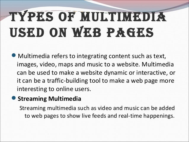 advantages of multimedia There are various advantages of multimedia you may wish to read my blog for  an in-depth understanding of the same is multimedia the new way to engage.