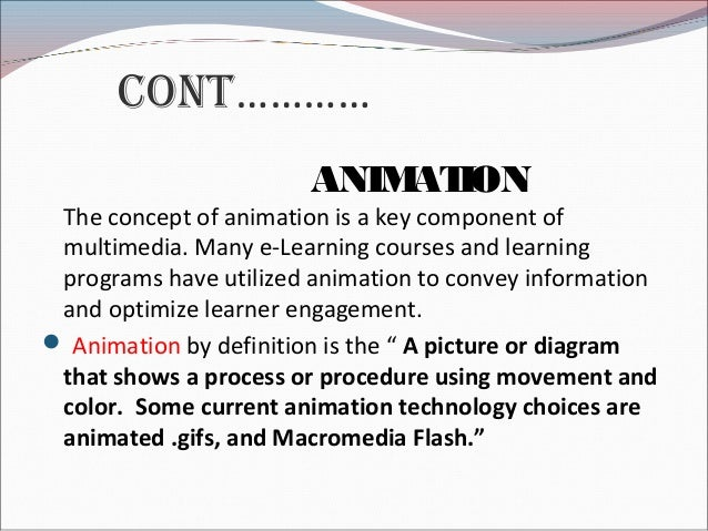 advantages and disadvantages of multimedia The following tables list some of the advantages and disadvantages of various group sizes (ivers and barron, 2002) group project roles may also be related to design and development issues (especially for long-term multimedia projects) in this case.