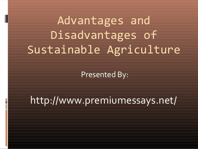 advantage and disadvantage of agricultural subsidies Negative as our agricultural sector cannot compete in europe with european farm subsidies, leading to a shift in the composition and direction of australia's trade (towards minerals, education and tourism, and towards asia.