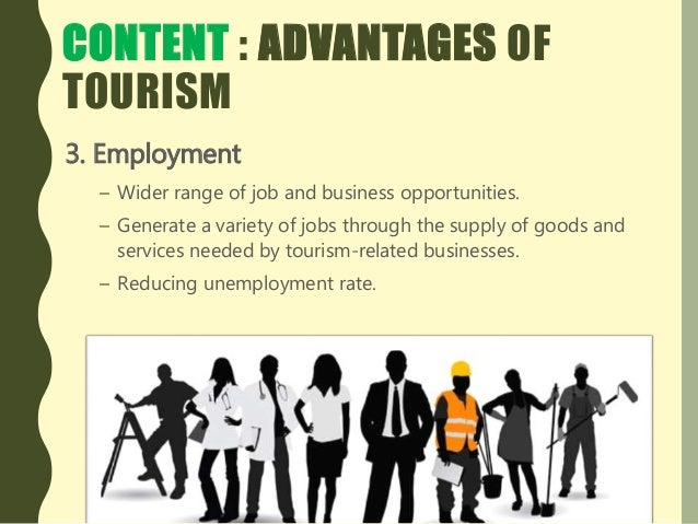 merits and demerits of tourism industry Final year research project topics  research work - the project work on challenges of hospitality industry in nigeria a case  merits, and demerits of.