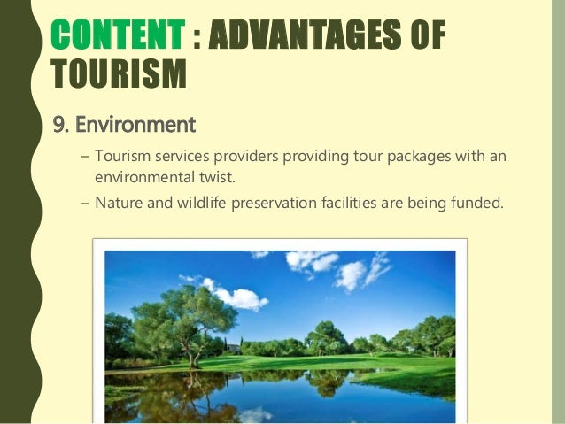 advantages and disadvantages about australian tourism Search for jobs related to tourism essay advantages disadvantages or hire on  -clients can see it's an australian company  advantages or disadvantages for.