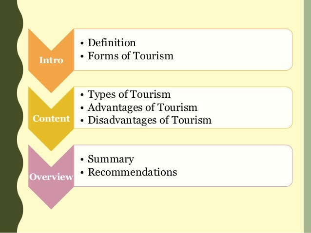 advantages and disadvantages of tourism in caribbean