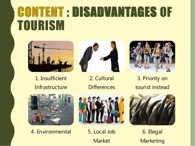advantages and disadvantages of tourism in mauritius