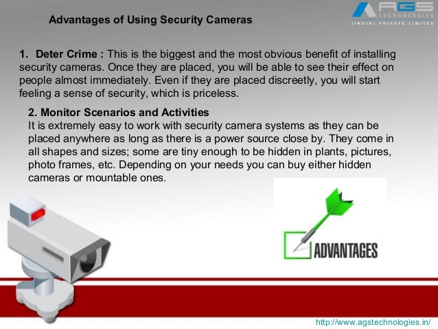 essays about surveillance cameras Essay on surveillance camera surveillance cameras in banks, offices, shops and streets have been very successful in reducing crime in the workplace and in public, but they are also a tool.