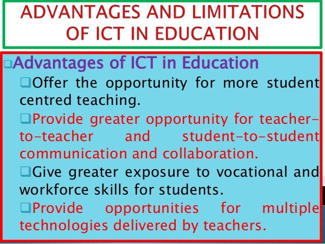 10 Advantages and Disadvantages of Technology in Education