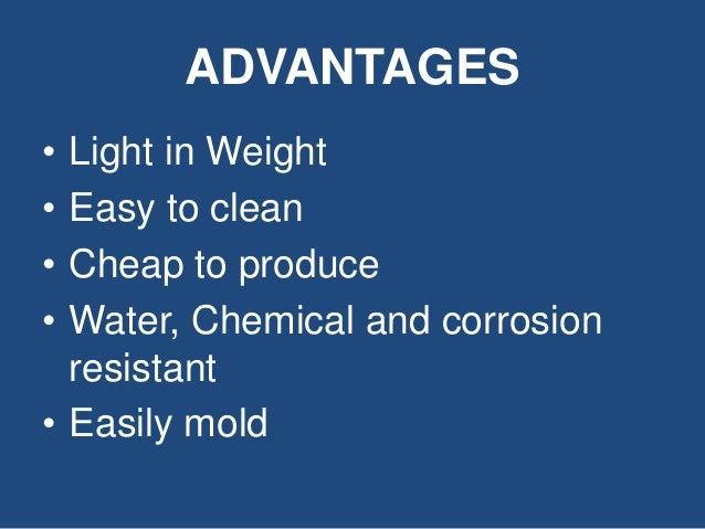 Advantages Disadvantages Amp Application Of Plastics