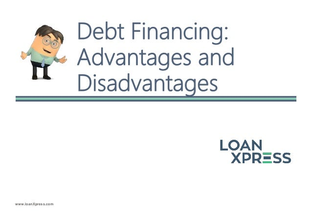 Advantages and disadvantages of debt relief
