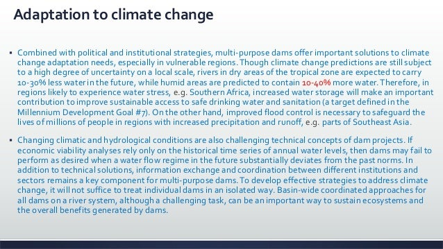 strategies to address climate change