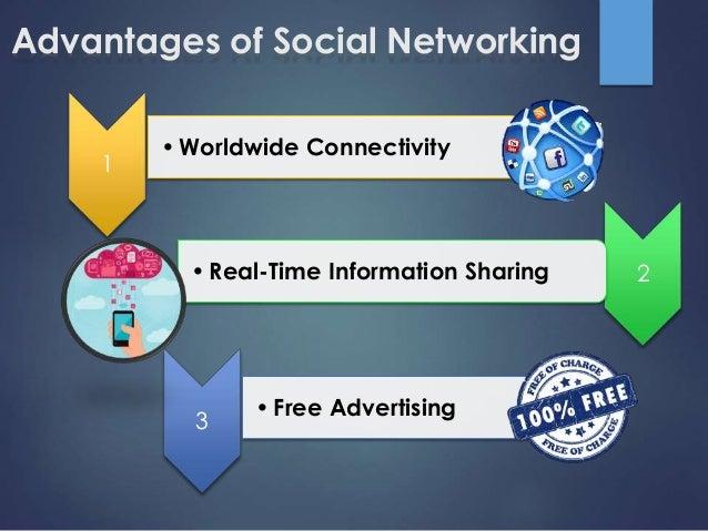 advantages  u0026 disadvantages of social networking