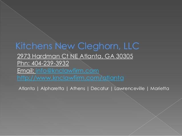 Kitchens New Cleghorn Llc