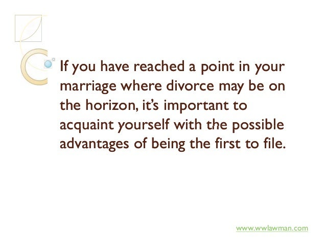 If you have reached a point in yourIf you have reached a point in your marriage where divorce may be onmarriage where divo...