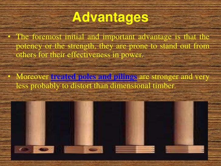 Advantages Of Building With Poles And Pilings