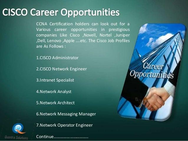Image result for benefits of ccna certification