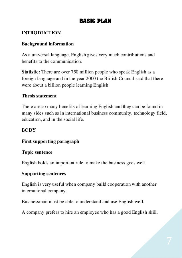 benefits of mastering english language The advantages and disadvantages of mother tongue in teaching and learning english for specific purposes (esp) classes.