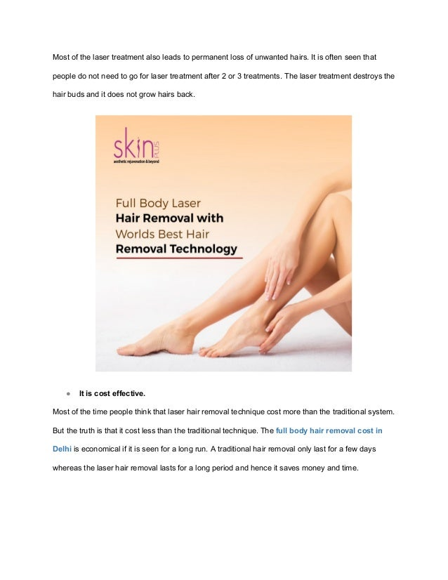 Advantages Of Laser Hair Removal Over Other Traditional Methods