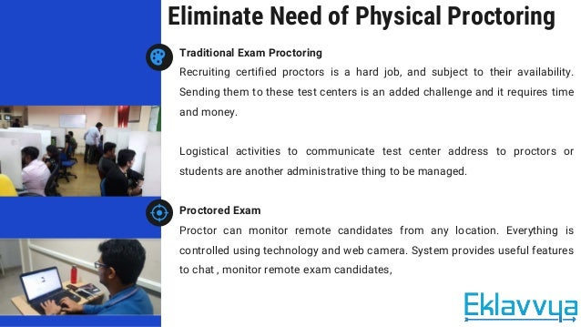 Advantages of Remote Proctoring for online Exams