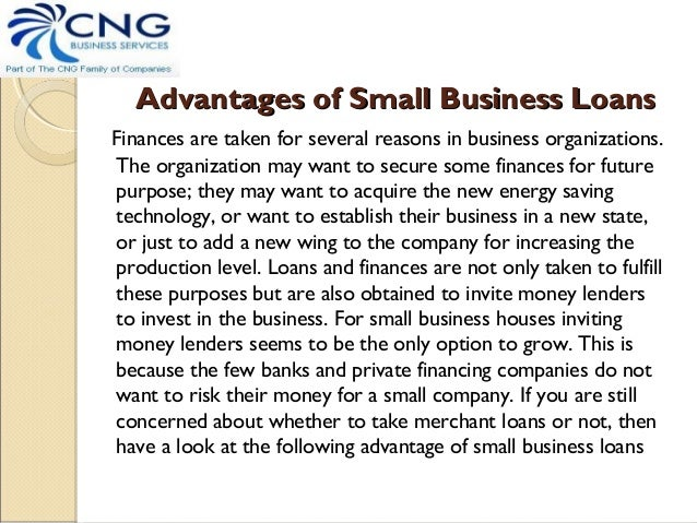 Advantages & Disadvantages of Small Businesses